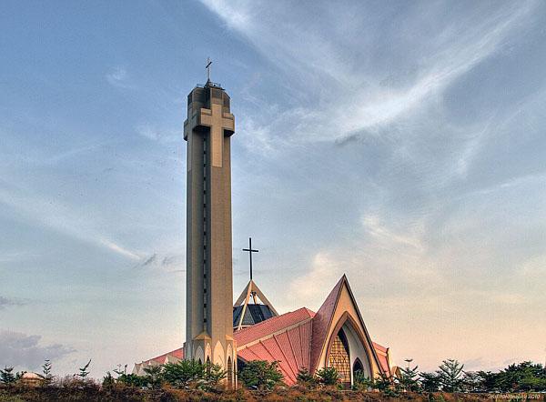 Национальная церковь Абуджа