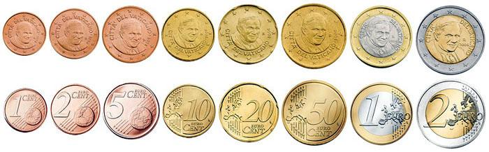 Монеты валюта евро цена монеты 2 рубля 2012 года