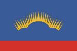 Флаг Мурманской области